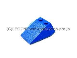#6069 ウェッジ  4x4  【青】 /Wedge 4x4 Triple without Stud Notches  :[Blue]