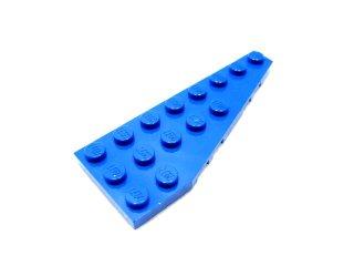 #50304 ウェッジプレート 3x8 右  【青】 /Wing 3x8 Right :[Blue]