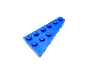 #54383 ウェッジプレート 3x6 右  【青】 /Wing 3x6 Right :[Blue]