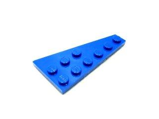 #54384 ウェッジプレート 3x6 左  【青】 /Wing 3x6 Left :[Blue]