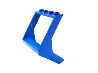 #4741 窓 4x4x6 傾斜  【青】 /Window 4x4x6 Outward Sloping :[Blue]