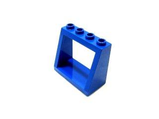 #2352 ウィンドスクリーン 2x4x3   【青】 /Windscreen 2x4x3 with Solid Studs  :【Blue】