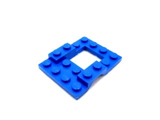 #4211 カー ベース 4x5  【青】 /Car Base 4x5 :【Blue】