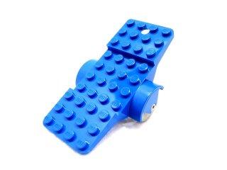 #4613 カー ベース 10x4  【青】 /Vehicle Base 10x4 :【Blue】