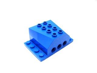 #45407 ボンネット 6x4x2  【青】 /Bonnet 6x4x2  :【Blue】