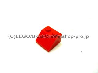 #3039 スロープ ブロック 45° 2x2 粗い  【赤】 /Slope Brick 45° 2x2 with Rough Surface  :[Red]