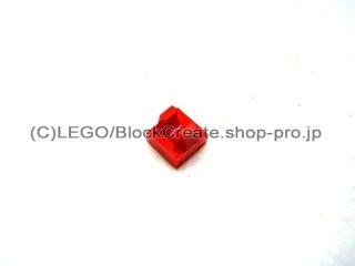 #2555 タイル 1x1 クリップ  【赤】 /Tile 1x1 with Clip  :[Red]