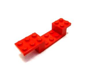 #4732  ブラケット 8x2x1&1/3  【赤】 /Bracket  8x2x1&1/3 :[Red]