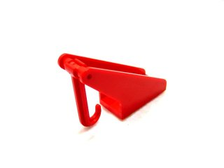 #3997 クレーンパーツ 2x4 【赤】 /Crane Stand 2x4 :[Red]