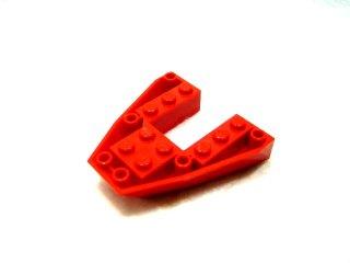 #2626 ボートベース 6x6  【赤】 /Boat Base 6x6 :【Red】