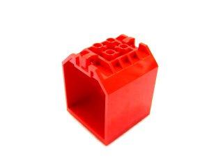 #30639  ボックス 4x4x4  【赤】 /Box 4x4x4 :[Red]