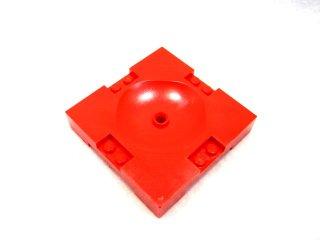#30492 ブロック 8x8 スポーツフィールド・セクション  【赤】 /Brick 8x8 Sports Field Section  :[Red]