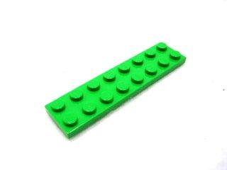 #3034 プレート 2x8 【ブライトグリーン】 /Plate 2x8:[Bt,Green]