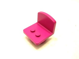#4222  椅子 3x3x2.33 【マゼンタ】 /Chair 3x3x2.33 :[Magenta]