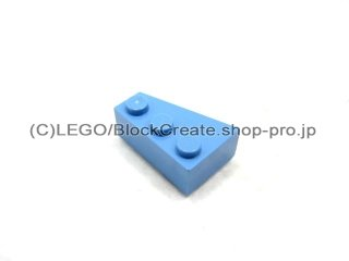 #6564 ウェッジ 3x2  右  【ミディアムブルー】 /Wedge 3x2 Right  :[Md,Blue]