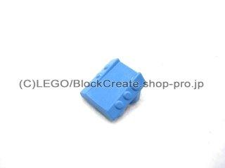 #30603 スロープ ブロック  2x2x1 リベット  【ミディアムブルー】 /Slope Brick  2x2x1 with Flanges and Pistons  :[Md,Blue]