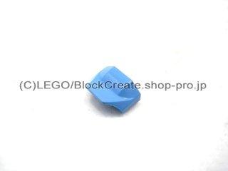 #47458 スロープ ブロック  1x2x2/3 フィン付  【ミディアムブルー】 /Slope Brick  1x2x2/3 with Fin  :[Md,Blue]