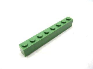 #3008 ブロック 1x8 【サンドグリーン】 /Brick 1x8 :[Sand Green]