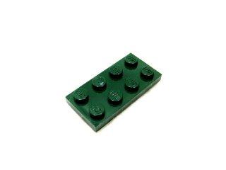 #3020 プレート 2x4 【濃緑】 /Plate 2x4:[Dark Green]