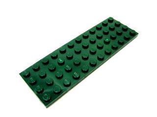 #3029 プレート 4x12  【濃緑】 /Plate 4x12 :[Dark Green]
