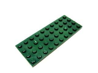 #3030 プレート 4x10  【濃緑】 /Plate 4x10 :[Dark Green]