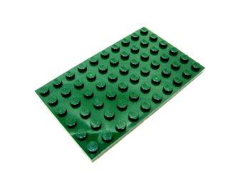#3033 プレート 6x10  【濃緑】 /Plate 6x10 :[Dark Green]