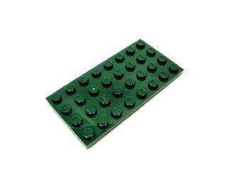 #3035 プレート 4x8 【濃緑】 /Plate 4x8:[Dark Green]