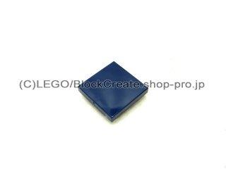 #3068 タイル 2x2 フラット  【紺】 /Tile 2x2  :[Dark Blue]