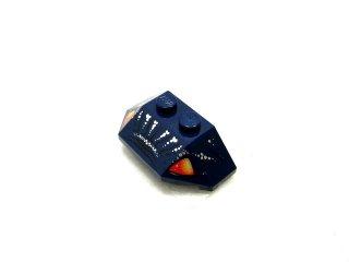 #47759 ウェッジ  2x4 3面カーブ プリント  【紺】 /Wedge 2x4 Triple with Decoration :[Dark Blue]