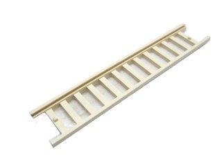 #4207 はしご 2.5x14 スライド  【白】 /Ladder 2.5x14  :[White]