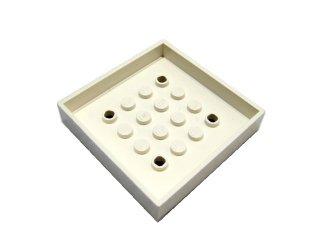 #4452  コンテナ ボックス 6x6  【白】 /Container Box 6x6 :[White]