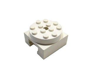 #30516 ターンテーブル 脚  【白】 /Turntable Legs  :[White]