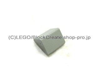 #3043 スロープ ブロック 45° 2x2 2面スロープ  【旧灰】 /Slope Brick 45° 2x2 Double  :[Gray]