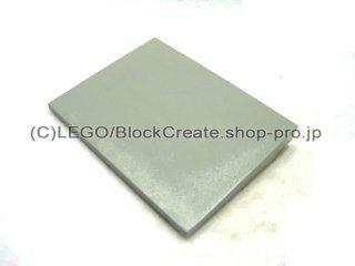 #4515 スロープ ブロック 10° 6x8   【旧灰】 /Slope Brick 10° 6x8  :[Gray]