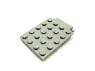 #30042  プレート 4x5  トラップドア  【旧灰】 /Plate 4x5 Trap Door :[Gray]