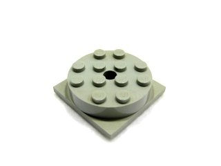 #3403  ターンテーブル 4x4  【旧灰】 /Turntable 4x4 :[Gray]