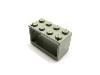 #4209 ホース リール ホルダー  2x4x2  【旧灰】 /Hose Reel 2x4x2 Holder  :[Gray]