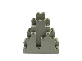 #6083 ウォール パネル 3x8x7 岩肌  【旧灰】 /Panel 3x8x7 Rock Triangular :[Gray]