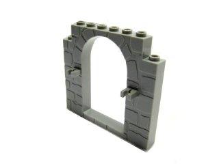 #40242 ドアフレーム 1x8x6  【旧灰】 /Door 1x8x6 Frame :[Gray]