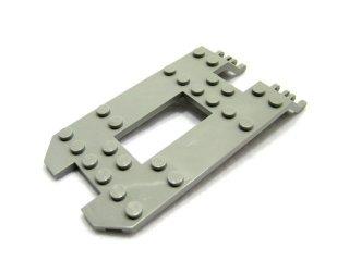 #30263  ブラケット 6x12x1 1/3  【旧灰】 /Bracket  6x12x1.333 :[Gray]