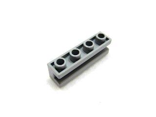 #2653 ブロック 1×4 溝つき  【新灰】 /Brick 1×4 with Groove :[Light Bluish Gray]