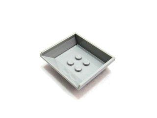#2512 ティッパーベッド  【新灰】 /Tipper Bucket Small :【Light Bluish Gray】