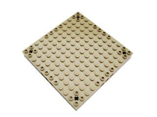#52040 ブロック 12x12 コンビ  【ダークタン】 /Brick 12x12 4.85 Combi :[Dark Tan]