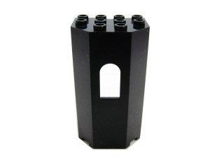 #30246 ウォール パネル 3x4x6  【黒】 /French Tower 4x3x6 :[Black]