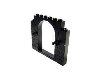 #40242 ドアフレーム 1x8x6  【黒】 /Door 1x8x6 Frame :[Black]