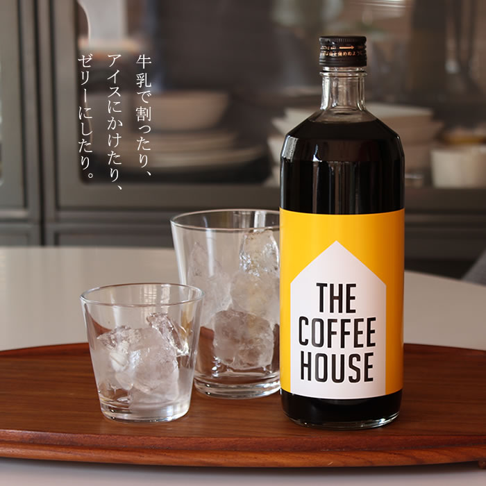 THE COFFEE HOUSE LIQUID