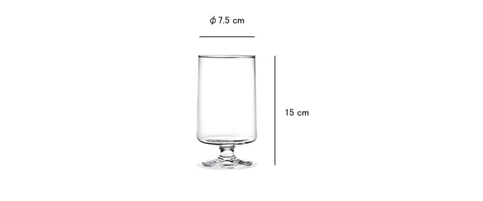 HOLMEGAARD Stub Glass 360ml 2個セット