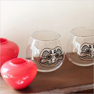 FLOYD グラス2個セット DARUMA/FUKUROU