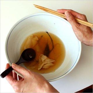 九谷焼 文吉窯 そメや 7寸鉢 海老文 メ-45