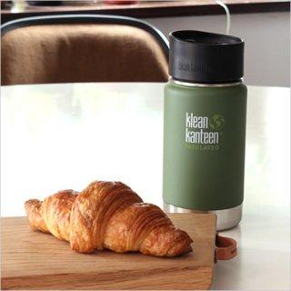 Klean Kanteen ワイドインスレート ボトルカフェキャップ2.0 12oz